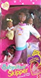 Best 人形ベビーシッター - Barbie Babysitter Skipper Doll AA w 3 Babies Review