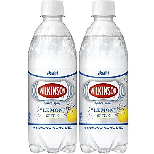 【2CS】アサヒ ウィルキンソン レモン 500ml×48本【飲料】アサヒ飲料 炭酸水