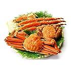 甲羅組 三大蟹セット(ずわい蟹&たらば蟹&毛蟹) 父の日 ギフト