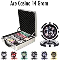 Brybelly Holdings pcs-0103l 500 ct – pre-packaged – Ace Casino 14 Gram – Claysmith