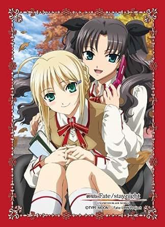 キャラクタースリーブコレクション 劇場版 Fate/stay night UNLIMITED BLADE WORKS 「凛&セイバー」
