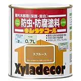 日本エンバイロケミカルズ キシラデコール スプルース 0.7L