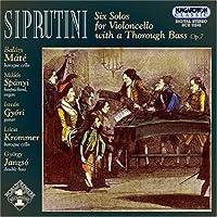 Six Solos for Violincello