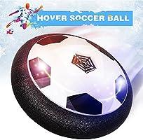 エアサッカー ホバーサッカー ボール 【室内 スポーツゲーム】 LEDライト搭載 DNYCF