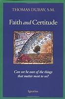Faith and Certitude