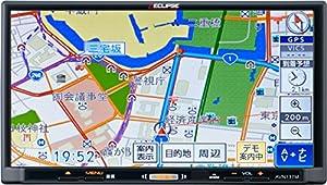 デンソーテン イクリプス(ECLIPSE) カーナビ AVN-137M 地デジ(ワンセグ)/CD/USB/スマホ 7型