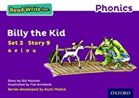 Read Write Inc. Phonics: Purple Set 2 Storybook 9 Billy the Kid