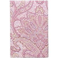 メリーナイト 綿混素材 敷布団カバー 「マーブル」 シングル ピンク PC13013-16