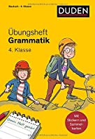 Uebungsheft - Grammatik 4. Klasse