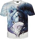 ピゾフ(Pizoff) メンズ Tシャツ (XXL, Y1625-14)
