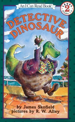 Detective Dinosaur (I Can Read Level 2)の詳細を見る