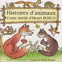Histoires D'animaux-Henri Bosco