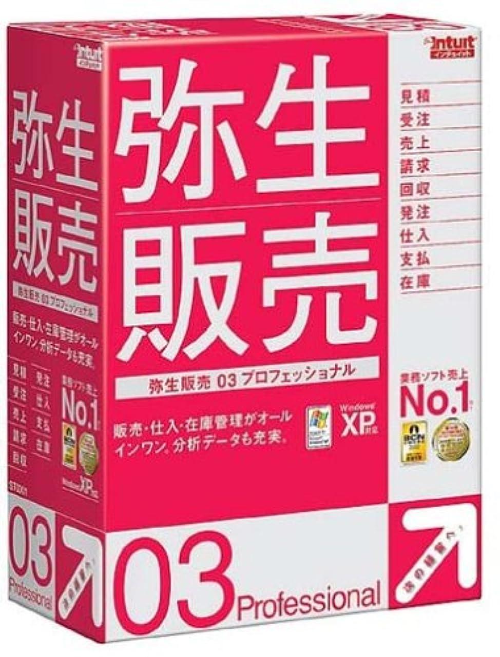 毎月ブル従来の【旧商品】弥生販売 03 Professional