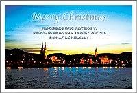 【官製 10枚】 クリスマスカード はがき XSF-01-kan
