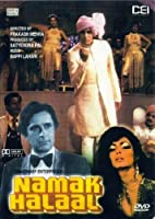 Namak Halaal (1982) (Hindi Film/Bollywood Movie/Indian Cinema DVD) [並行輸入品]