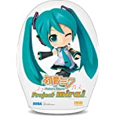 初音ミク and Future Stars Project mirai パンチング