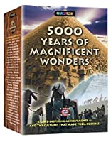 5000 Years of Magnificent Wonders [DVD] [Import]