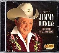 Legendary 'little' Jimmy Dickens
