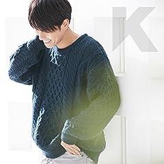 K「7 days」の歌詞を収録したCDジャケット画像