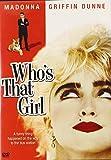 [北米版DVD リージョンコード1] WHO'S THAT GIRL / (WS DUB SUB)