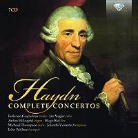 Hadyn: Complete Concertos