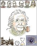 """アインシュタイン―大人の科学伝記 あなたは""""本当に""""固定概念を捨てられますか? 天才科学者の見たこと、考えたこと、話したこと (サイエンス・アイ新書)"""