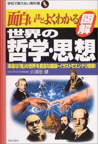 面白いほどよくわかる 図解 世界の哲学・思想―深遠な「知」の世界を豊富な図版・イラストでスンナリ理解! (学校で教えない教科書)