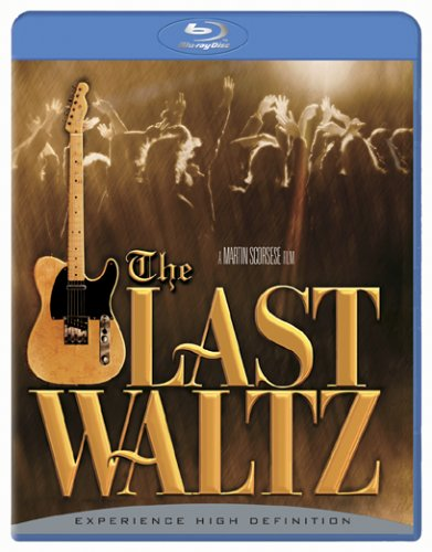 Last Waltz [Blu-ray] [Import]