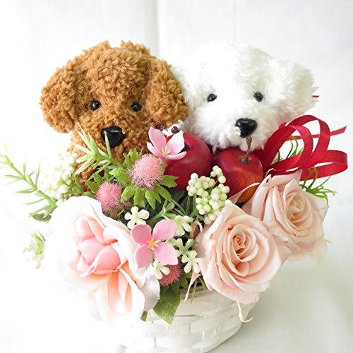 誕生日プレゼント 女性 花 プリザーブドフラワーのバラと アー...