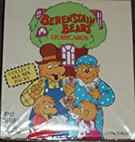 1992 Series Berenstain Bears Storycards Trading Card Box - 54 Packs With 12 Cards Per Pack