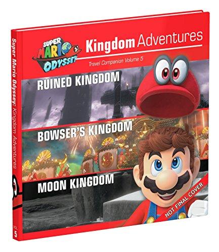 Super Mario Odyssey: Kingdom Adventures, Vol. 5