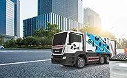 ドイツレベル レベルコントロール RCミニ ゴミ収集車 40MHz 電動ラジオコントロール 23486