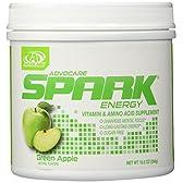 火花エネルギー飲み物 10.5 オンス グリーン アップルSpark Energy Drink 10.5 oz Green Apple