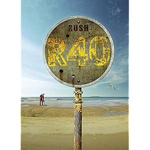 R40〜ラッシュ40周年記念DVD10枚組ハードカバー56Pブック仕様コレクターズ・エディション【数量限定生産500セット/日本語字幕付】