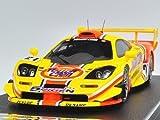 EBBRO/hpi 1/43 McLaren F1 GTR 2001 JGTC No21 YELLOW CORN N.Hattori Y.Hitotsuyama