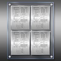 特許Plaque – Translucite ® Ice ip1-ez22