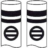 [東旭][鯉のぼり]吹流し用[同一家紋]両面?黒[2m以下][tk-F1a][日本の伝統文化][こいのぼり]