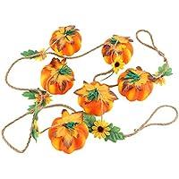SoarUp ハロウィン飾り 吊り下げ装飾 かぼちゃ 吊り下げ 装飾品 長期間使用 6つ