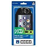 シリコンカバー for PlayStation Vita ブラック (PCH-2000シリーズ専用)