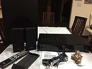 DENON AVサラウンドアンプ ブラック AVC-S511HDK