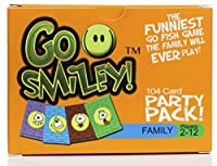 Go Smiley Party Pack : The Funniest Go Fish Card Game The Family Will Ever再生。