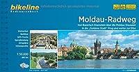 Moldau - Radweg Prag - Die Donau Uber Cesky Krumlov 2018: Moldau - Radweg Von Bayerisch Eisenstein uber die Moldau-Sta Cycling Guide