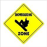 スノーボード 交差 サイン ゾーン Xing 屋内/屋外 14インチ トール スポーツ スキー マウンテン スノーボード スノーボード 12