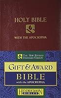 Holy Bible: NRSV, Burgundy Imitation Leather, With the Apocrypha, Gift & Award