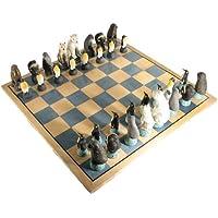 Glacier Chess Set