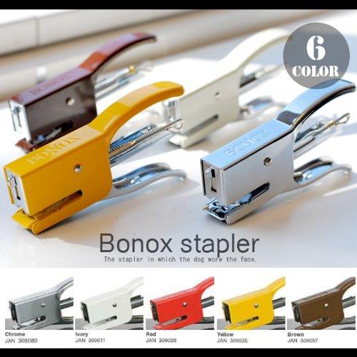 RoomClip商品情報 - Bonox stapler ホッチキス DC03-S09 DULTON 全5色 Red
