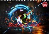 Break Dance B-boys &B-girls (Wandkalender 2019 DIN A2 quer): Tanzende Break Dancer in leuchtenden Farben. (Geburtstagskalender, 14 Seiten )