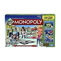 My Monopoly Board Game 私のモノポリーボードゲーム  並行輸入品