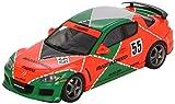 AUTOart 1/43 レーシングシリーズ マツダ RX-8 マツダスピード LMエディション (オレンジ・グリーン)