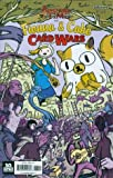 Adventure Time Fionna and Cake Card Wars #1